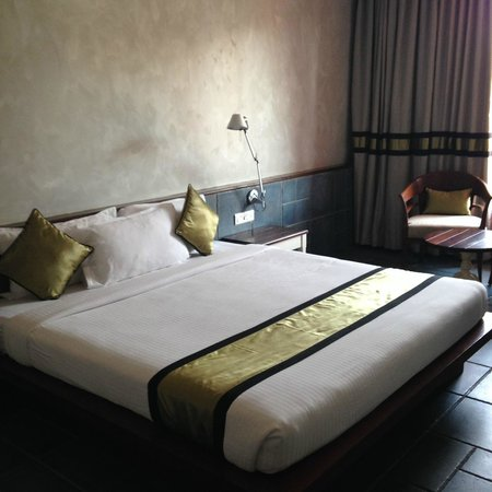 Mystique Heights Beacon, Panjim: The Room