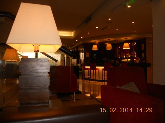 Turim Iberia Hotel: hall
