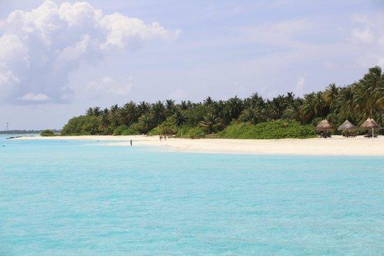 Sun Island Resort and Spa : plage principale