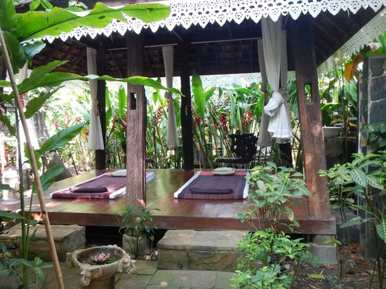 Ban Sabai Spa Village : where I had my massages