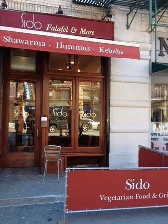 Sido Falafel & More