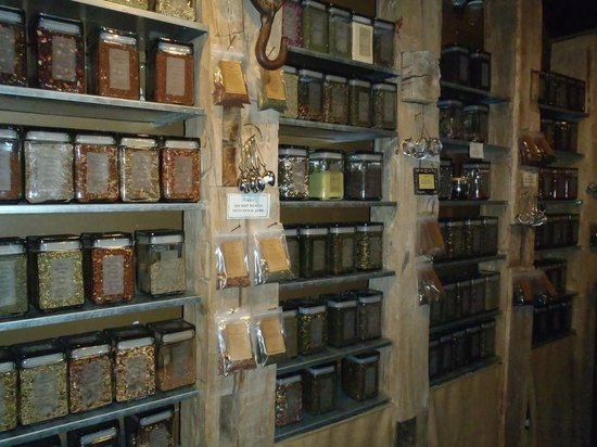 Kerrytown : Tea and spice shop