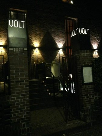 VOLT: outside