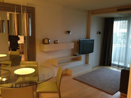 Serviced Apartments Boavista Palace: sala