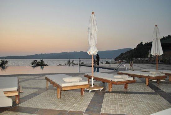 Angel's Marmaris Hotel : havuz