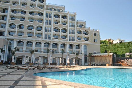 Angel's Marmaris Hotel : hotelin görünüşü