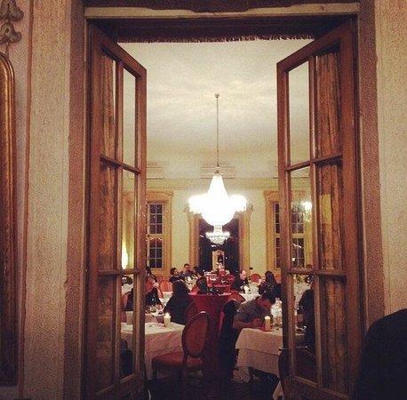 Villa Quaranta Tommasi Wine Hotel & SPA: Ristorante Borgo Antico-cena di San Valentino-