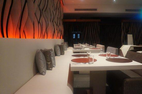 Aloft Cancun : Le restaurant de l'hôtel