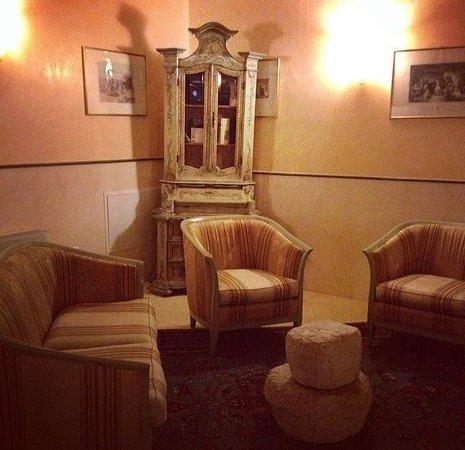 Villa Quaranta Tommasi Wine Hotel & SPA: Un angolino fantastico!