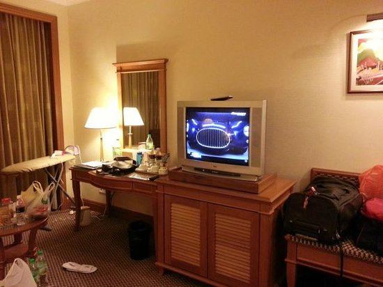 Imperial Hotel: Room