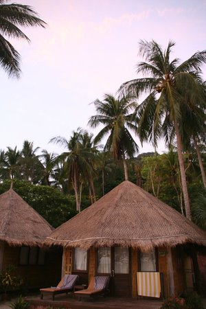 Thapwarin Resort: Beach front cottage