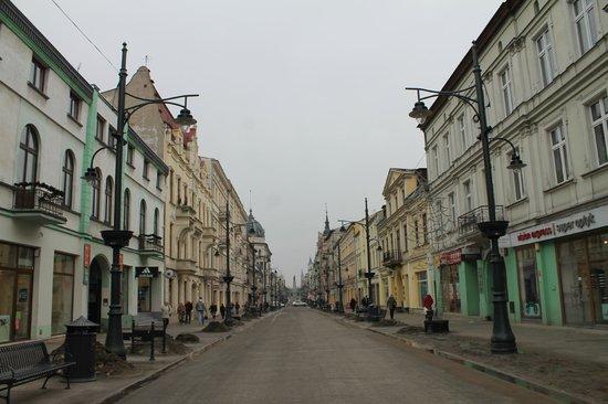 Picture Of Piotrkowska Street