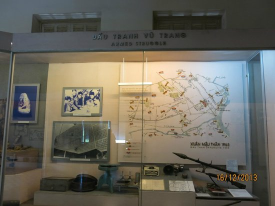 Ho Chi Minh City Museum: The museum