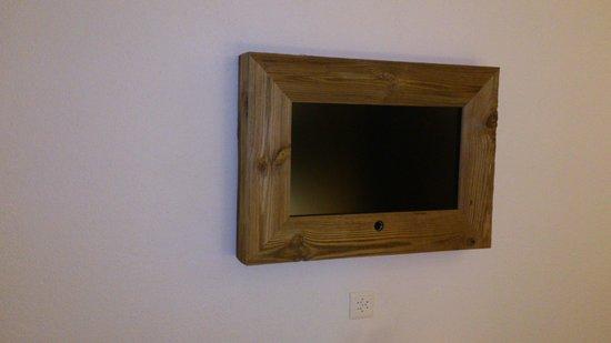 Saanewald Lodge: Fernseher, dekorativ