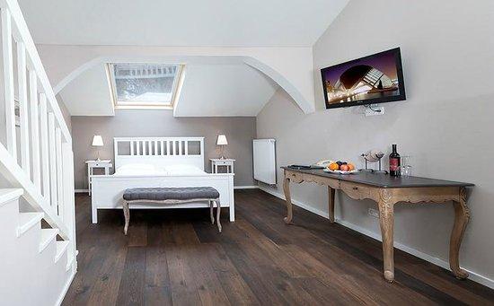 Altstadthotel Kasererbräu: Suite Bedroom