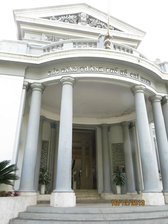 Ho Chi Minh City Museum: The Museum of Ho chi Minh City