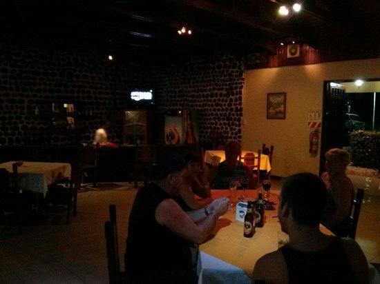 Las Espuelas Hotel: Bar