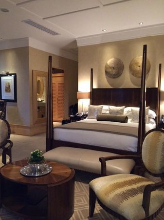 Saxon Hotel, Villas and Spa : Full suite of rooms