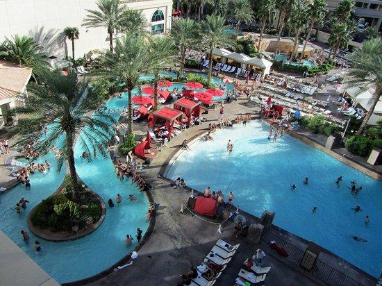 Monte Carlo Resort & Casino : PISCINA