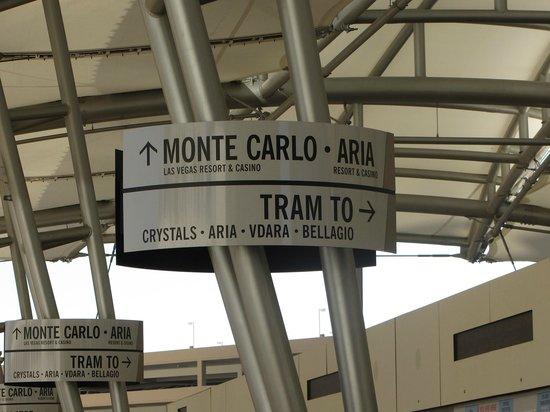 Monte Carlo Resort & Casino : TRAM MONTECARLO ( TREN-METRO)