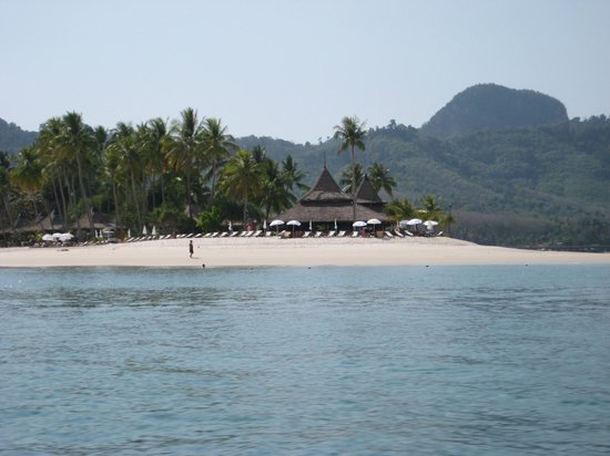 Koh Mook Sivalai Beach Resort : Amazing location