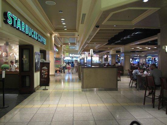 Monte Carlo Resort & Casino : ZONA COMIDA RAPIDA
