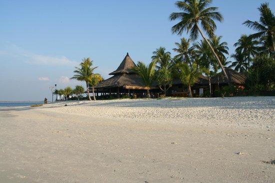 Koh Mook Sivalai Beach Resort : The restaurant