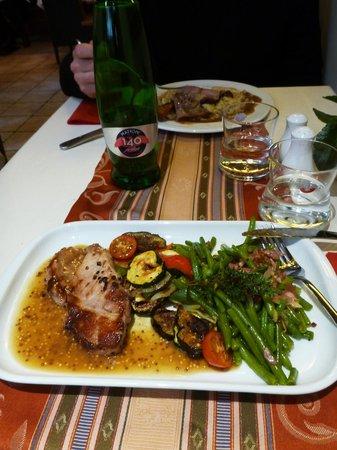 Restaurant Monarchie: Delicious Lunch
