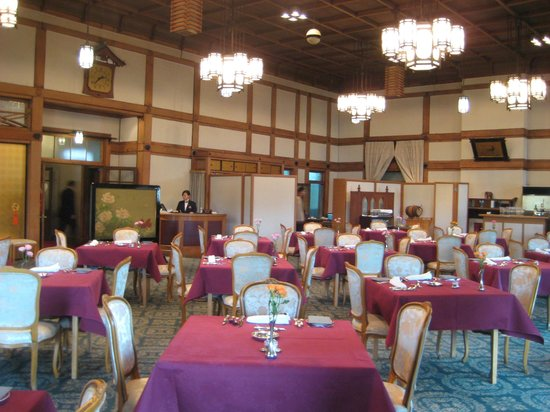 Main Dining Room Mikasa : 三笠