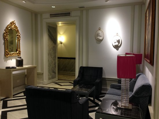 Hotel Imperiale: Reception 2