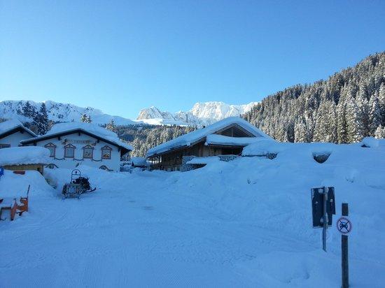 Tirler - Dolomites Living Hotel: Un sogno!
