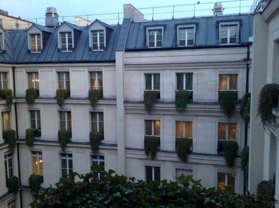 Park Hyatt Paris - Vendome : view from room