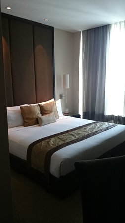 Ascott Sathorn Bangkok: bedroom