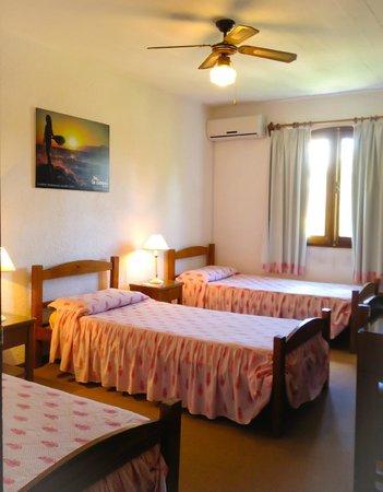 Hotel La Casona: Habitación Triple Superior