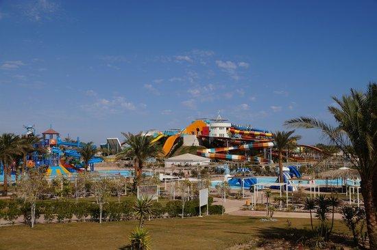 Jaz Makadi Oasis Resort and Club: Макади Водный мир