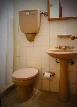 Hotel La Casona: Baño