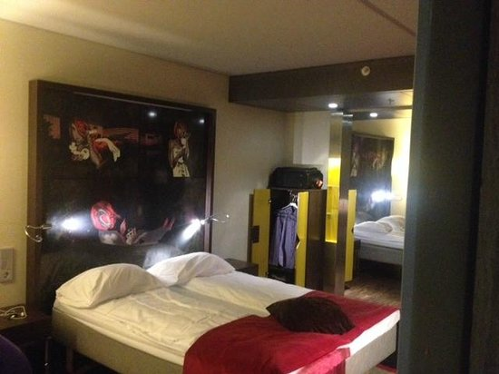 Comfort Hotel Square: Room 366