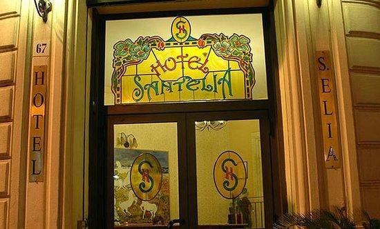 Hotel Sant'Elia : Entrance
