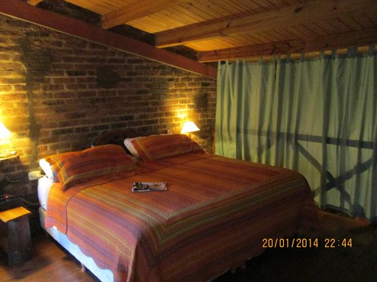 Jasy Hotel : le lit king size