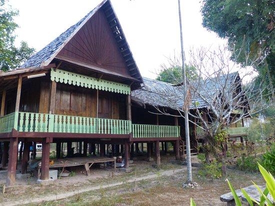 Sala Hin Boun: pavillon de chambres