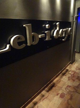 Leb-i Derya: insegna corridoio