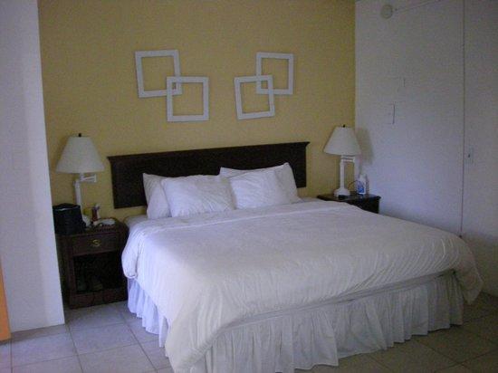 Motel Bianco: Habitación.