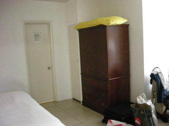 Motel Bianco: Habitación