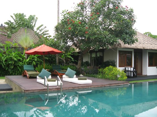 Imani Villas : Private pool