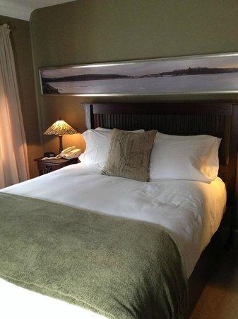 Settlers Inn : Room 201