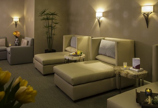 Rosen Centre Hotel: The Spa at Rosen Centre Women's Relaxation Room