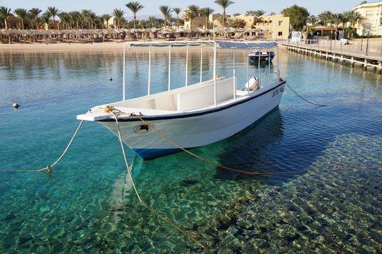 Jaz Makadi Oasis Resort and Club: море