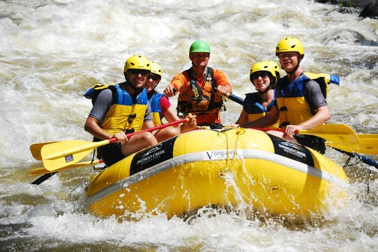 Indigo Creek Outfitters : Upper Klamath Rafting