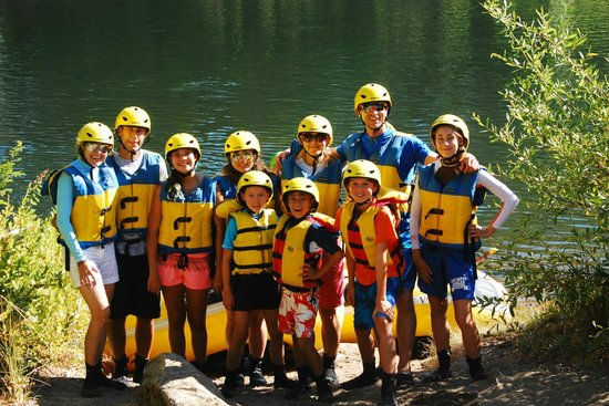 Indigo Creek Outfitters : Rogue River Rafting