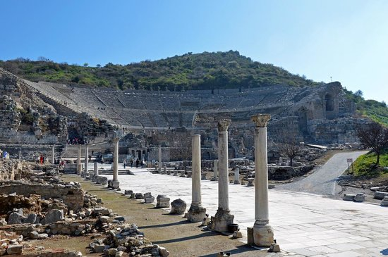 Ephesus Tours : Efes Grand Theatre